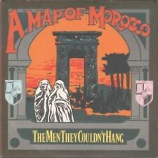 """MEN THEY COULDN'T HANG A Map Of Morocco 7"""" VINYL UK Silvertone 1989 3 Track"""