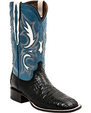 Lucchese Mens 1883 Shiloh Caiman Belly Cowboy Boot Square Toe- Choose SZ/Color.
