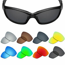 POLARIZED Replacement Lenses for-OAKLEY Straight Jacket 2007 Sunglasses UVA&UVB