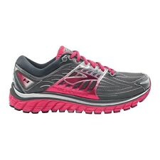 Brooks Glycerin (B) WOMEN'S RUNNING SHOES, SILVER/PINK - Size US 7, 7.5 Or 8.5
