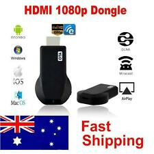 Miracast DLNA Airplay WiFi HDMI Dongle TV Receiver For iPhone iPad Win7/8 B8