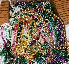 15 Pounds of LONG New Orleans Mardi Gras Party Beads (90)