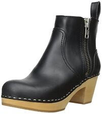 swedish hasbeens Zip It Emy Womens IT Ankle Boot- Choose SZ/Color.