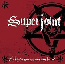 A Lethal Dose of American Hatred [PA] by Superjoint Ritual (CD, Jul-2003, Sanct…