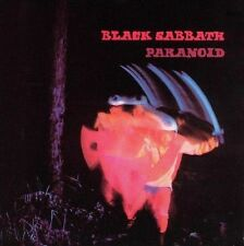 Paranoid by Black Sabbath (CD, Oct-1990, Warner Bros.)