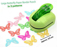 Large Butterfly Paper Border Punch Embossing Cutter for Card Marking Scrapbook