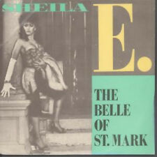 "SHEILA E Belle Of St Mark 7"" VINYL Portuguese Warner Bros 1984 B/W Too Sexy"