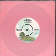 "CAT STEVENS Another Saturday Night 7"" VINYL UK Island 1974 4 Prong Label Design"