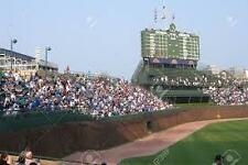 4 Chicago Cubs vs New York Yankees Bleacher Tickets 5/7/2017 *free shipping*