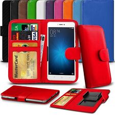 """For Samsung Galaxy Note 7 Exynos (5.7"""") - Clamp Style Leather Wallet Case Cover"""