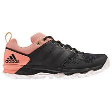 adidas Galaxy Trail WOMEN'S RUNNING SHOES, BLACK/YELLOW - Size US 8, 8.5 Or 9