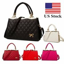 Womens Handbag Shoulder Bag Tote Purse Leather Messenger Hobo Satchel Travel
