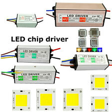10/20/30/50/100W LED chip driver Alimenation SMD Bead LED SMD