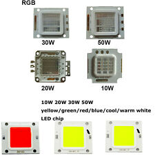 RGB LED Chip Driver Waterproof Bulb Power Supply SMD IP65 10/20/30/50W
