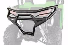 Arctic Cat 2014-16 Wildcat Trail & Sport Black Deluxe Steel Rear Bumper 1436-980