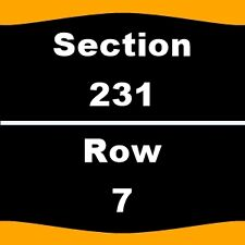 4 TIX Chicago Cubs vs Atlanta Braves 9/2 Wrigley Field Sect-231