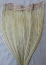 """18"""" 20"""" 100% Human Hair Extensions,100 Grams, Halo Style (ONE PIECE ) # 60"""
