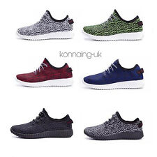 HOT MENS YEEZY BOOST TRAINERS FITNESS GYM SPORTS RUNNING SHOCK SHOES SPORTS !