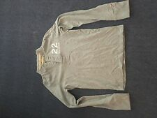 hollister long sleeve top. Good condition. Grey and small size.
