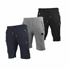 Mens Jogger Shorts Smith and Jones CasualSweatpants Jogging Gym Running Pants