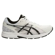 Asics Gel Contend-3 MEN'S RUNNING SHOES, WHITE/BLACK - Size US 11.5, 12 Or 13
