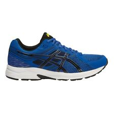 Asics Gel-Contend-3 MEN'S RUNNING SHOES, BLUE/BLACK/WHITE-Size US 11.5, 12 Or 13
