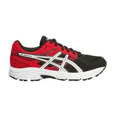 Asics Gel Contend-3 BOY'S RUNNING SHOES,BLACK/WHITE*JP Brand-Size US 1,2, 3 Or 4