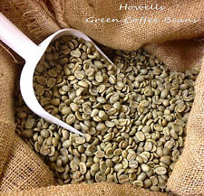 12 Green Coffee Beans for home roasters - many origins to choose from