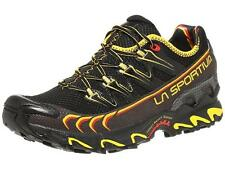 New La Sportiva Ultra Raptor Black and Yellow shoes trail running mens all sizes