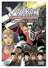 Voltron - Defender of the Universe: Revelations (DVD, 2007) (kp1-0.3-3.17)