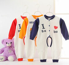 Newborn girl boy Baby clothes Girls Boys Romper clothes Cute Clothes Infant Hot