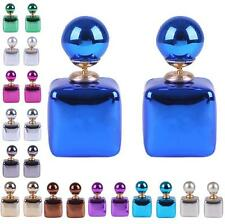 Colorful Jewelry Charm 1 Pair Square Earrings Women Statement Candy Colors