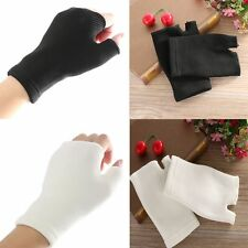 Comfortable Protected Elastic Arthritis Hand Wrist Support Sleeve Palm Glove