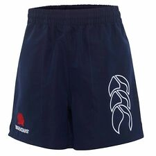 Canterbury NSW WARATAHS 2017 KIDS TACTIC SHORTS Elastic Waistband - Size 8 Or 10