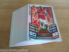 Match Attax Attack 2012/13 ALL x 60 Man Of The Match MOTM - Complete Set 12-13