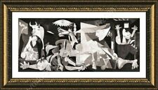FRAMED Poster Guernica Pablo Picasso Oil Paintings Prints Framed Paints