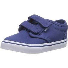 Vans Atwood V Infant Stv Navy Textile Trainers