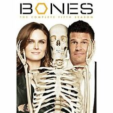 Bones: The Complete Fifth Season Blu-Ray DVD, 4 Disc Set *NEW SEALED*