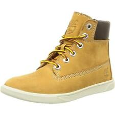 Timberland Groveton Youth Wheat Nubuck Ankle Boots