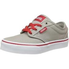 Vans Atwood Youth Grey Textile Trainers