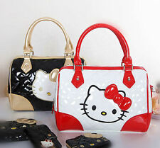 New Hellokitty Handbag with Shoulder Strap Bag Purse lyo-1023