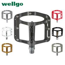 XPEDO XMX24MC Wellgo Magnesium Alloy Pedals MTB BMX Bike Bicycle Pedals