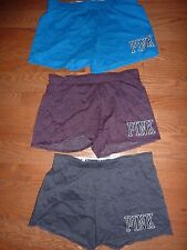 "VICTORIAS SECRET PINK ""PINK"" SHORTS CHOICE NWT"