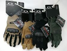 OAKLEY SI Standard Issue Factory Pilot Assault Men's Tactical Knuckle Gloves