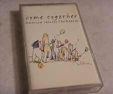 Come Together : America Salutes the Beatles by Various Artists Cassette Tape