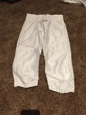 Martin Youth Football Pants White Dazzle Pants NEW