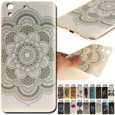 For Huawei Y6 II/Honor Holly 3 Skin Fashion TPU Back Protective Cover Soft Case