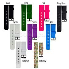 22mm Sports Silicone Wrist Watch Band Strap for ASUS Zenwatch 2 2nd Smart Watch