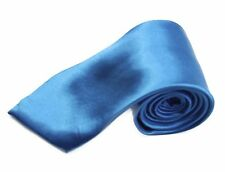 *SALE* SANTORINI BLUE MENS TIES Formal Wedding MALE NECK TIE Formal Cheap