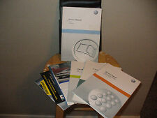 2011 11 Volkswagen Jetta owners manual with case #204